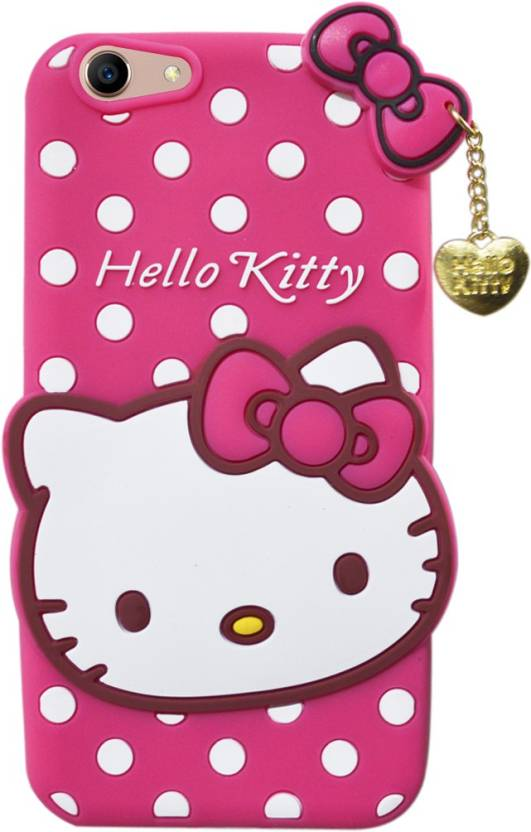 pretty nice 365ed a7a51 Coverage Back Cover for Vivo Y53 (1606) Hello Kitty