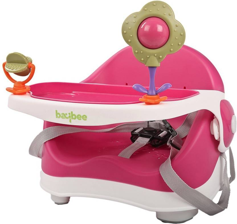 1 Point Safety >> Baybee 2 In 1 Premium Quality Baby Booster Seat Chair With 3 Point
