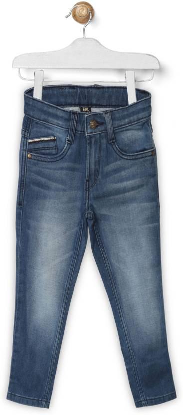 4e77285138a Flying Machine Regular Boys Blue Jeans - Buy ME BLUE Flying Machine ...