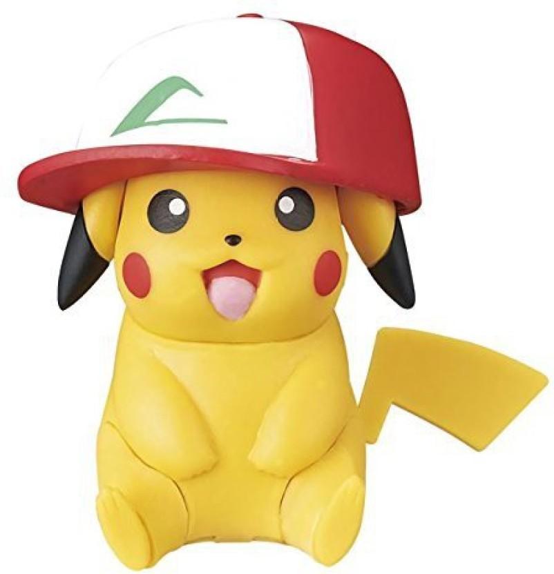 Pokemon Hat and Gloves Set Pikachu Kids Boys Girls Winter Set 4 to 8 Years