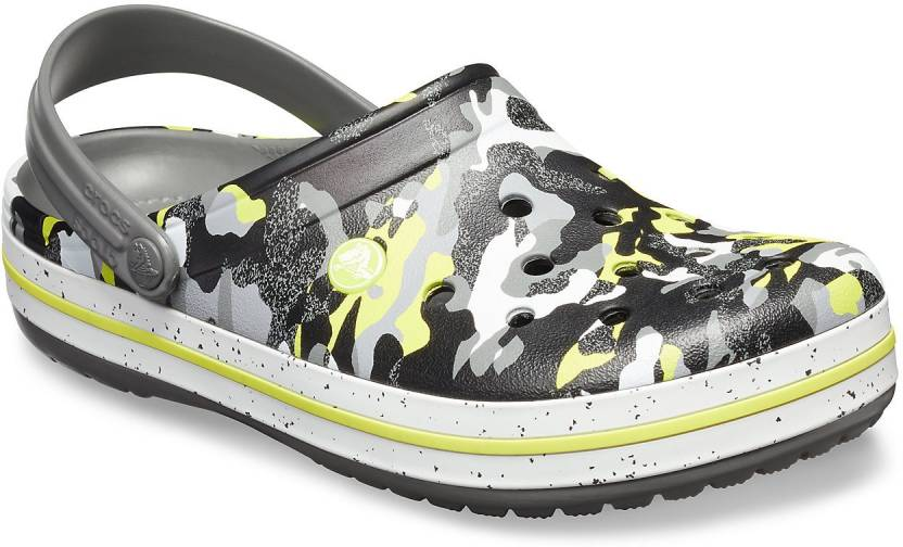 575e1f8df1878 Crocs Men Grey Sandals - Buy Crocs Men Grey Sandals Online at Best Price -  Shop Online for Footwears in India | Flipkart.com