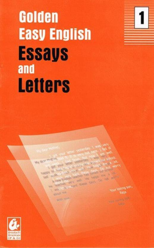 golden easy english essays  letters   e pb buy golden easy  golden easy english essays  letters   e pb english paperback veena  rani thakura