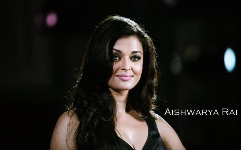 Online Center Beautiful Actress Aishwarya Rai Hd Wallpaper