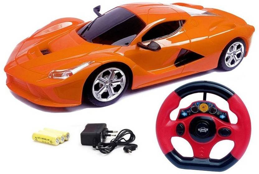 Johnnie Boy Ferrari Style Rechargeable Remote Control Car Toy For