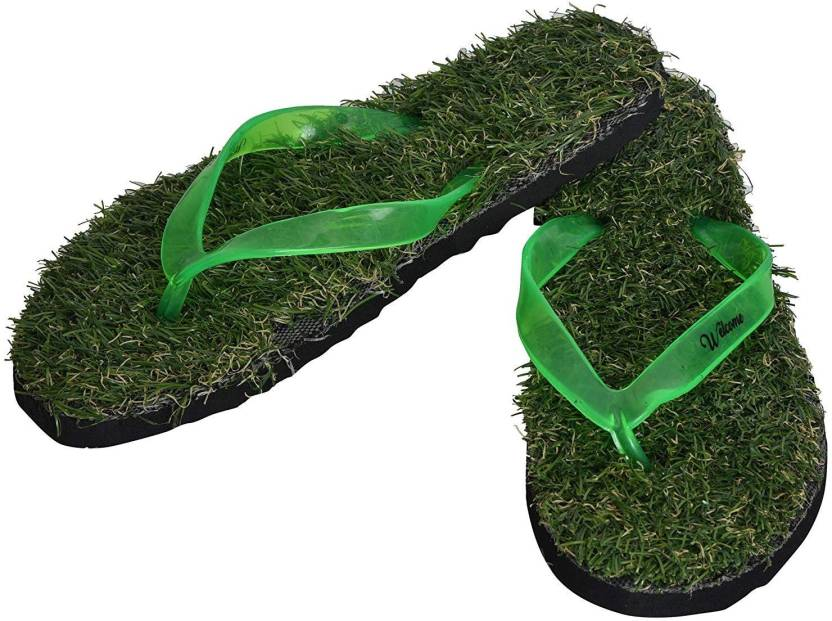 4c2c06a869e4 LDHSATI Lightweight Comfortable   Waterproof Unisex Grass Beach Summer   Winter House Slippers Flip Flops Chappal 04LDHGC09 Flip Flops - Buy LDHSATI  ...