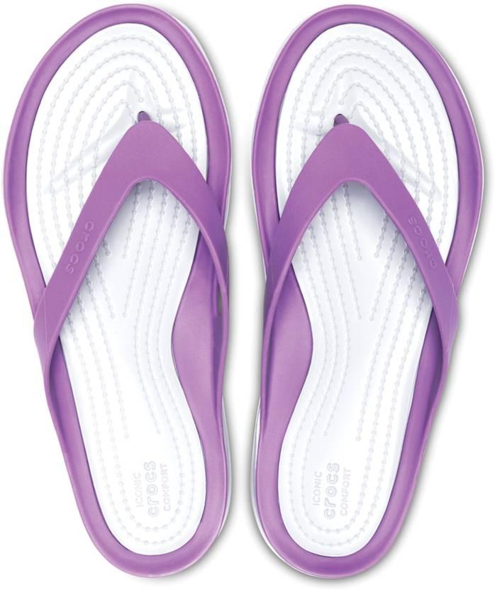 8287790b6db769 Crocs Crocs Swiftwater Flip W Flip Flops - Buy Crocs Crocs ...