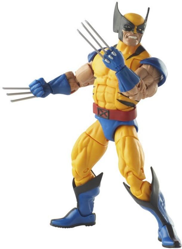 New Marvel Legends Titan Hero Series X-men Wolverine Iron man Spider-man Figure
