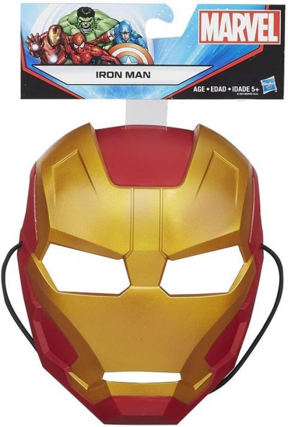 Marvel Classic Iron Man Mask (Multicolor)