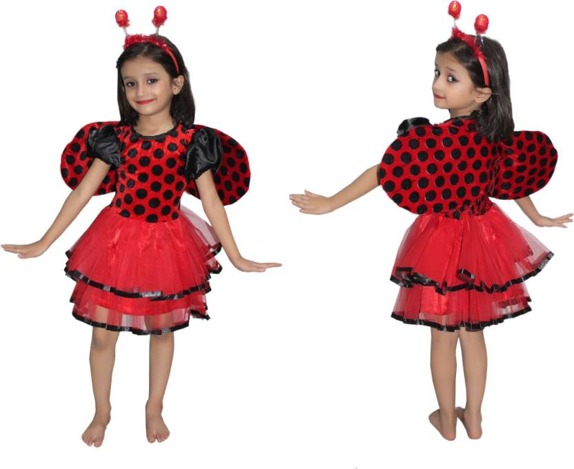 kaku fancy dresses lady bird girl fancy dress for kids insect