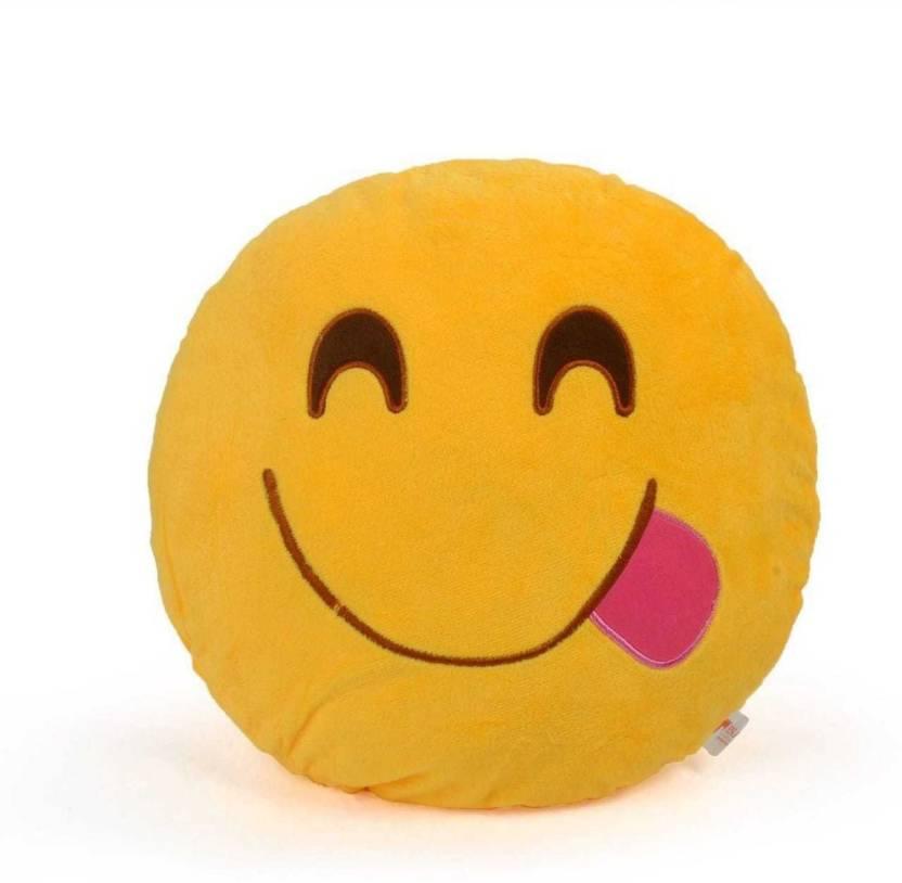 a920ba8982d Style Maniac Smiley, emoji Decorative Cushion Pack of 1 - Buy Style ...