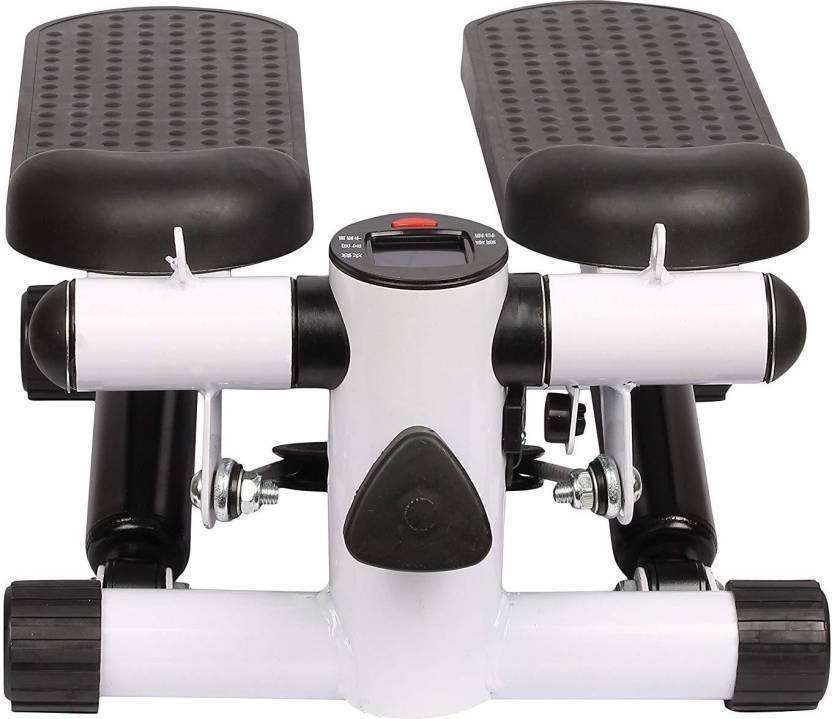 Online World Mini Elliptical Pedal Stepper With Display Screen