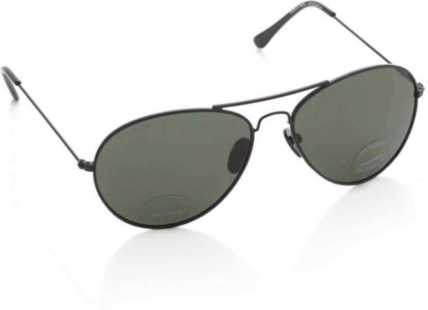 8d82d11f67 Buy Fastrack Aviator Sunglasses Green