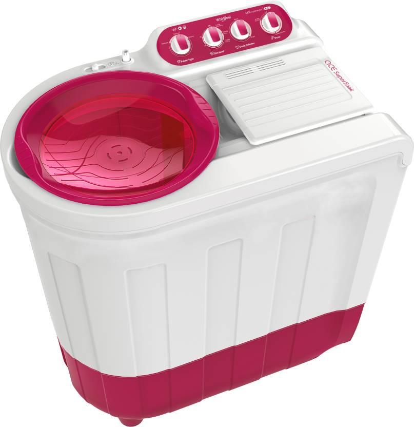 Whirlpool 8 2 kg Semi Automatic Top Load Washing Machine