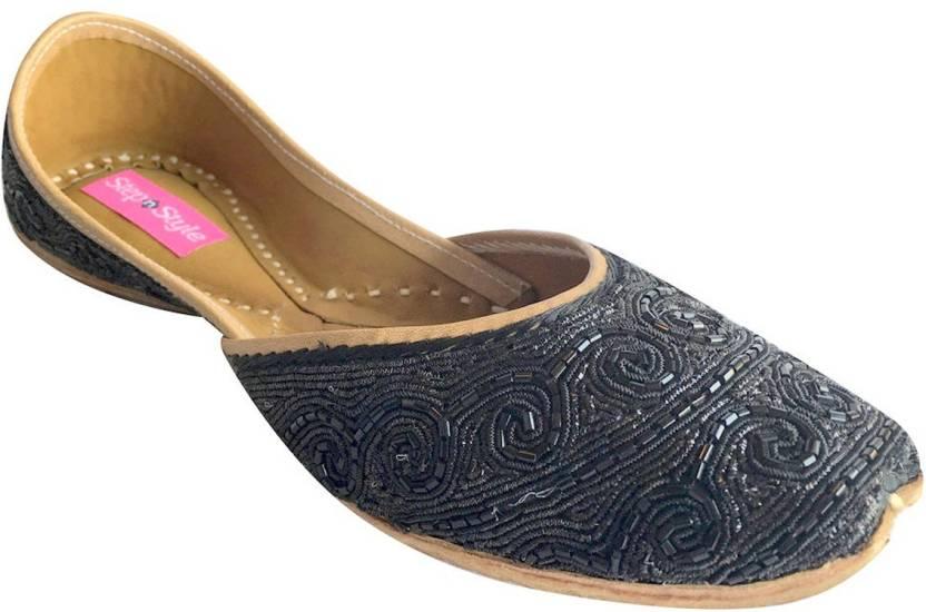 Step N Style Indian Shoes Punjabi Jutti Bridal Shoes Khussa