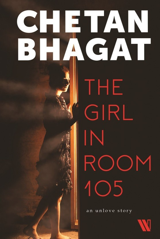 35% Off on The Girl in Room 105  (English, Paperback, Chetan Bhagat)