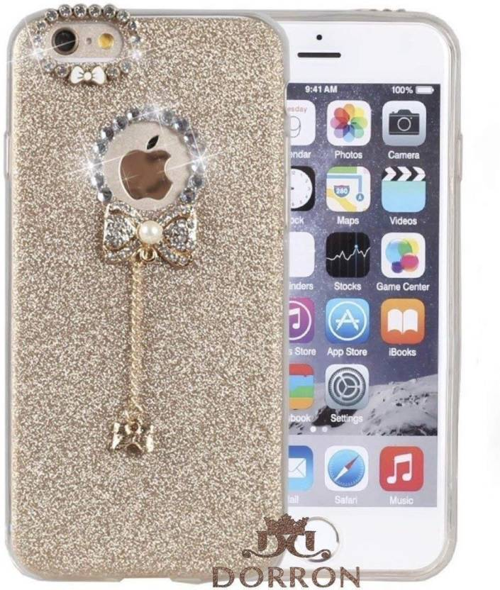 on sale 7a22b f4d46 DORRON Back Cover for iPhone 5 / 5s / SE Stylish Bowknot Pendant ...
