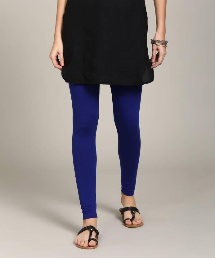 b1cd11a106231 Global Desi Women Blue Leggings - Buy Global Desi Women Blue Leggings  Online at Best Prices in India | Flipkart.com