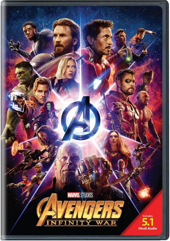 avengers infinity war online español