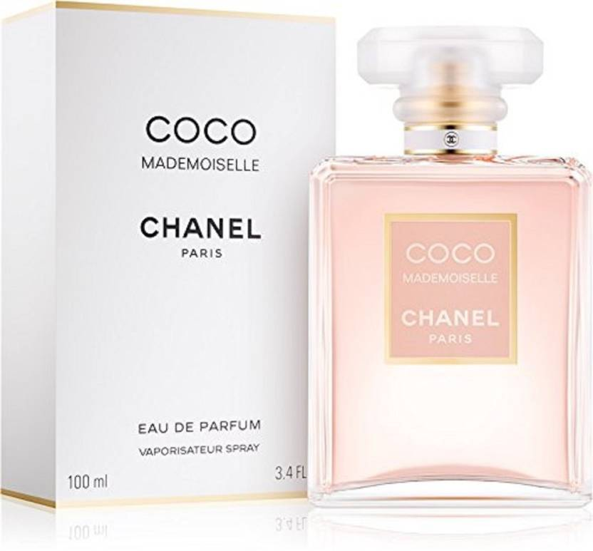 Buy Chanel Paris Perfumes Coco Mademoiselle Eau De Parfum 100 Ml