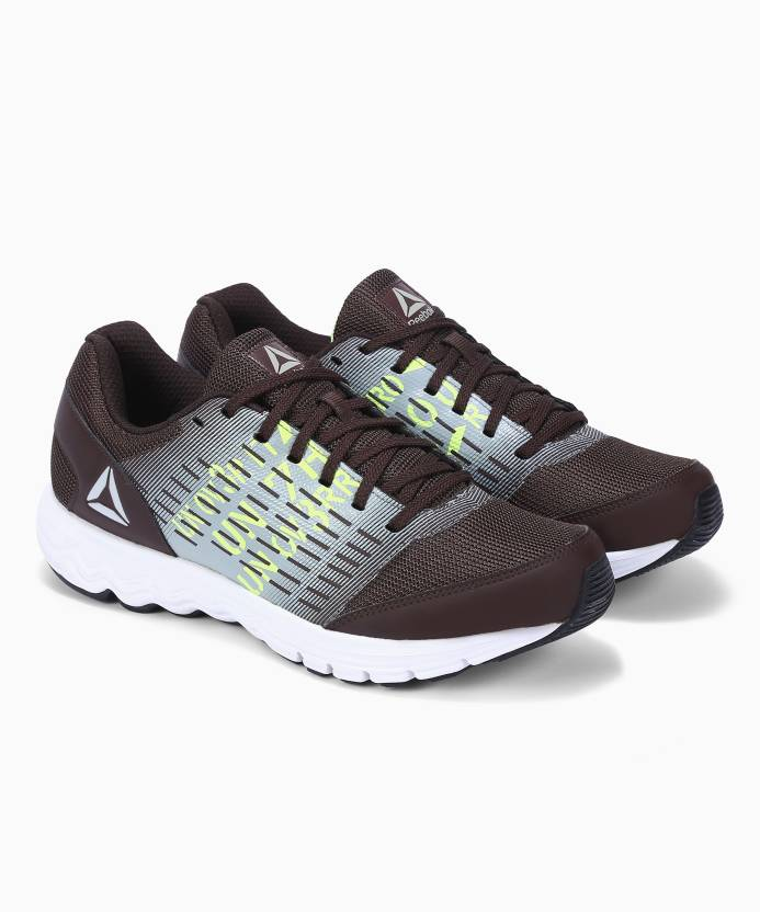 REEBOK DUAL DASH RUN XTREME Running Shoes For Men - Buy EARTH FL GRY ... be882252b