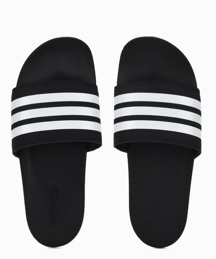 ADIDAS ADILETTE COMFORT Slides - Buy ADIDAS ADILETTE COMFORT Slides Online  at Best Price - Shop Online for Footwears in India  bc1d4172e