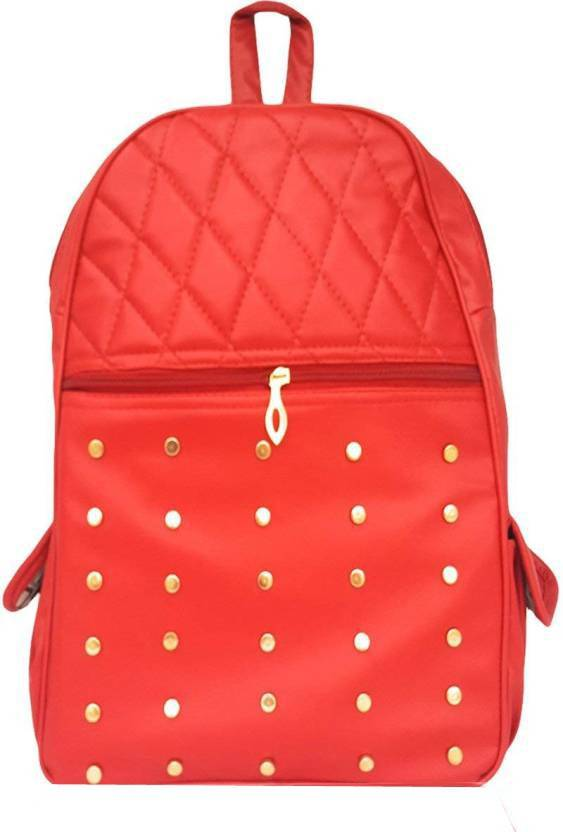 cef1f0fe0c Aj style mohd 1 red 10 L Backpack Red - Price in India