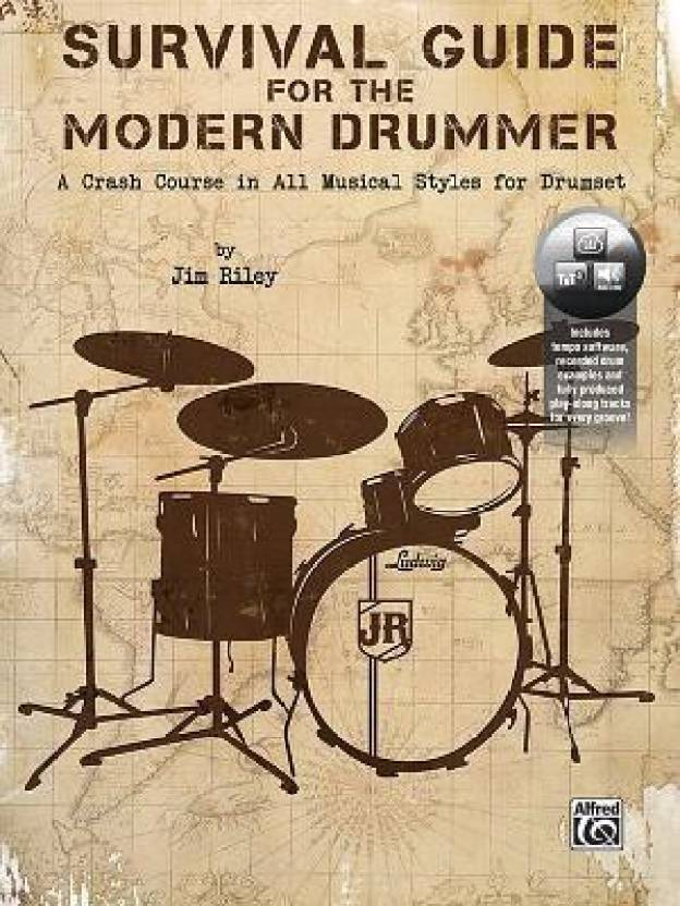 Alfred music survival guide for the modern drummer.