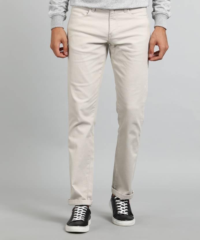 2665bbcd Wrangler Slim Men's Beige Jeans - Buy JSW-Dry stone Wrangler Slim Men's  Beige Jeans Online at Best Prices in India | Flipkart.com