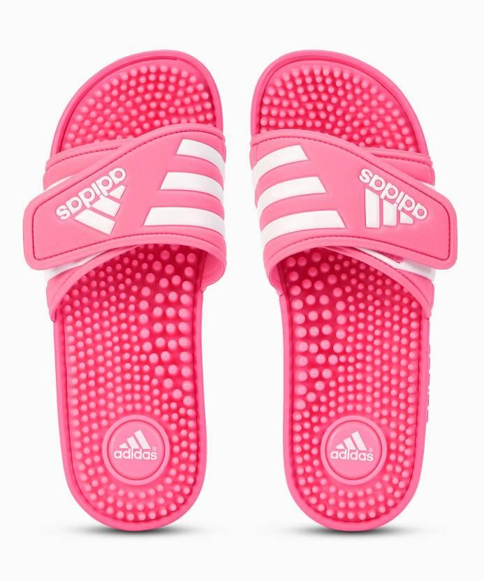 bbe511f80 ADIDAS CHAPNK FTWWHT CHAPNK Slides - Buy CHAPNK FTWWHT CHAPNK Color ADIDAS  CHAPNK FTWWHT CHAPNK Slides Online at Best Price - Shop Online for  Footwears in ...