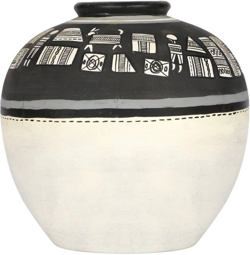 Artysta Home Decor Vases 0013 Terracotta Vase Price In India Buy