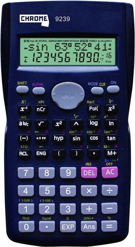 flipkart com chrome scientific calculator 9239 cc 82ms scientific