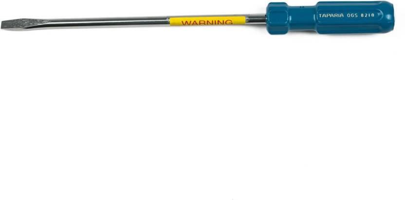 0daa84e8ac2909 Taparia OGS 8210 Standard Screwdriver Price in India - Buy Taparia ...