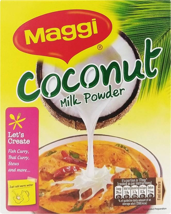 Maggi Coconut Milk Powder Price in India - Buy Maggi Coconut