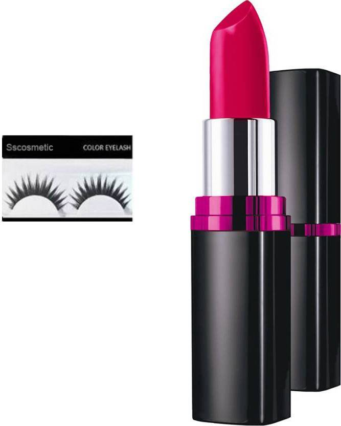 4f3ff3b429a sscosmetic Maybelline Color Show Lipstick (Fuschia Flare - 110) (Set of 2)