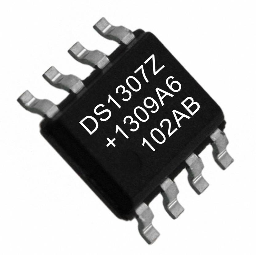 e4u DS1307 Real Time Clock IC SMD SO-8 Package Electronic