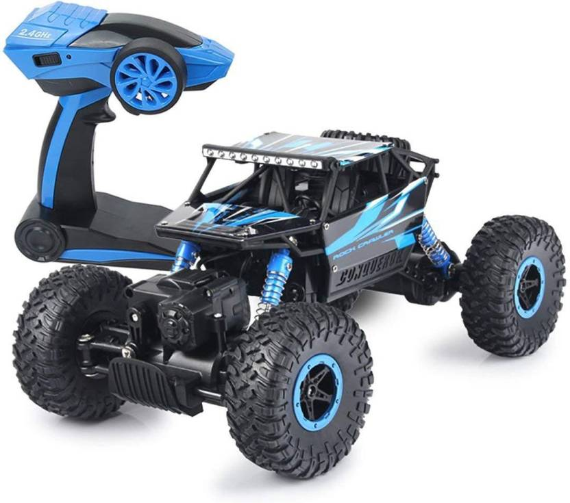 f471c320cb Jack Royal Remote Controlled Rock Crawler RC Monster Truck