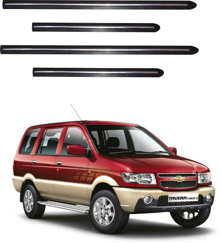 Trigcars Tavera Car Side Beading Price In India Buy Trigcars