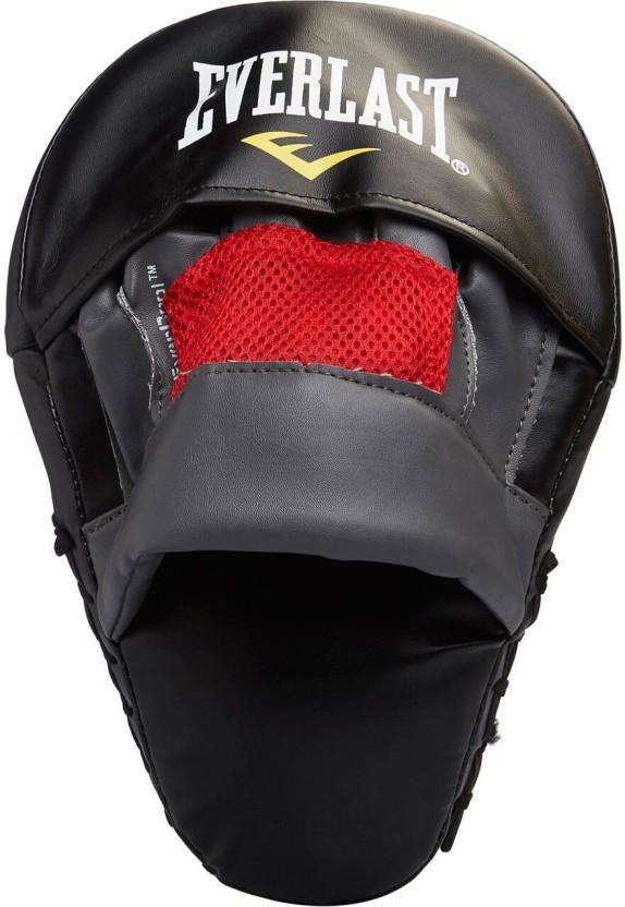 Everlast Boxing Mantis Punch Mitts-Black
