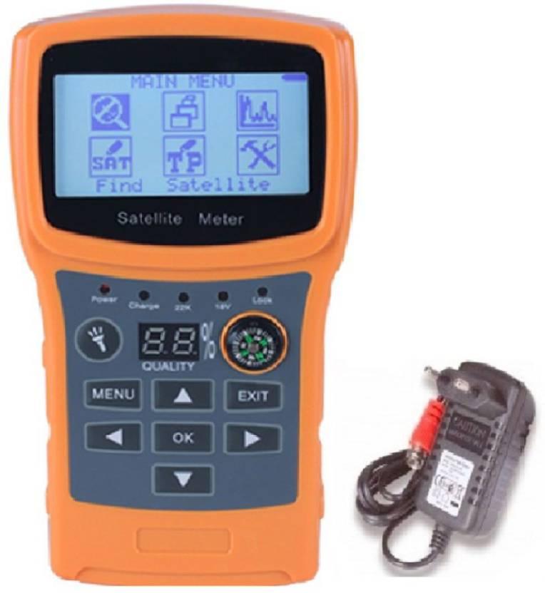 Divinext SF-700 Digital Satellite Finder DB Meter Tester