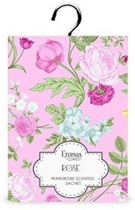 Rose Scent Scented Sachet in Scented Wardrobe Hanger