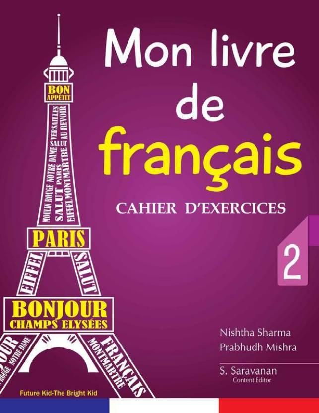 Mon Livre De Francais 2 Wb Buy Mon Livre De Francais 2