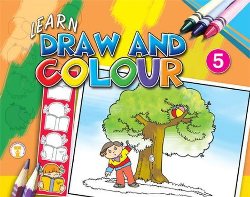 Learn Draw Colour 5 Buy Learn Draw Colour 5 By