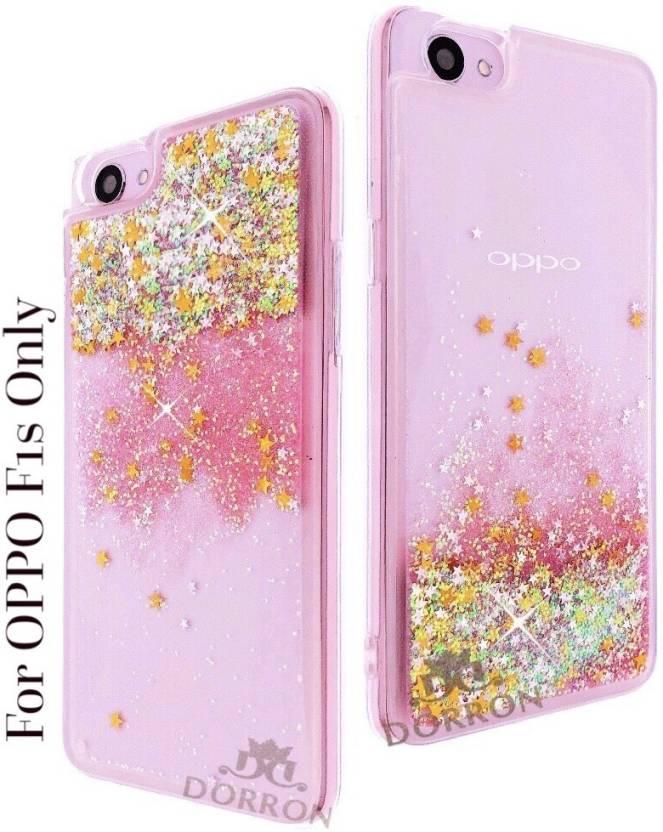 separation shoes 46173 d66c9 DORRON Back Cover for OPPO F1S Glitter Bling Stylish Transparent ...