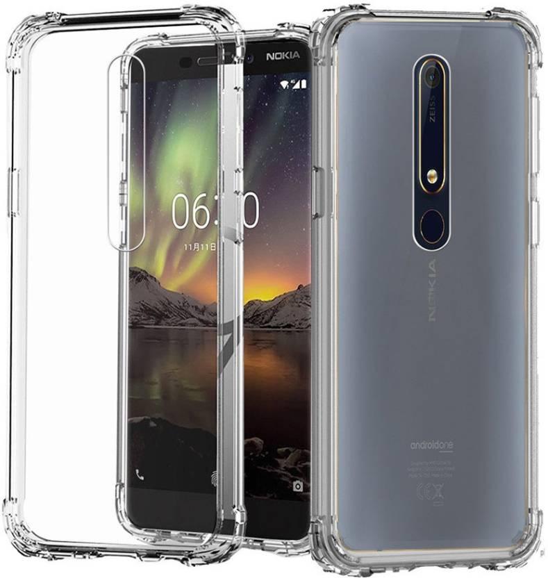 finest selection edd26 b0083 AARALHUB Bumper Case for Nokia 6.1 / Nokia 6 2018 - AARALHUB ...