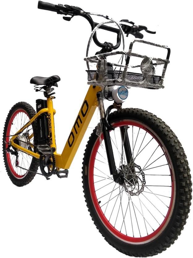 Omo Model E 0 26 T Hybrid Cyclecity Bike Price In India