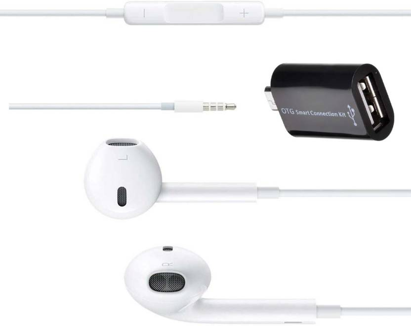 Mocell Headphone Accessory Combo for Nokia 8110 4G Price in