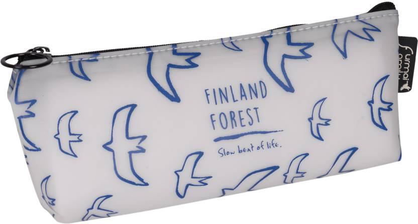 Flipkartcom Enwraps Animal Animal Art Canvas Pencil Box