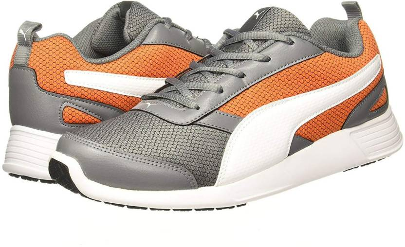 a339be42916 Puma Fettle Mesh Running Shoes For Men - Buy Quite Shade-Vibrant ...