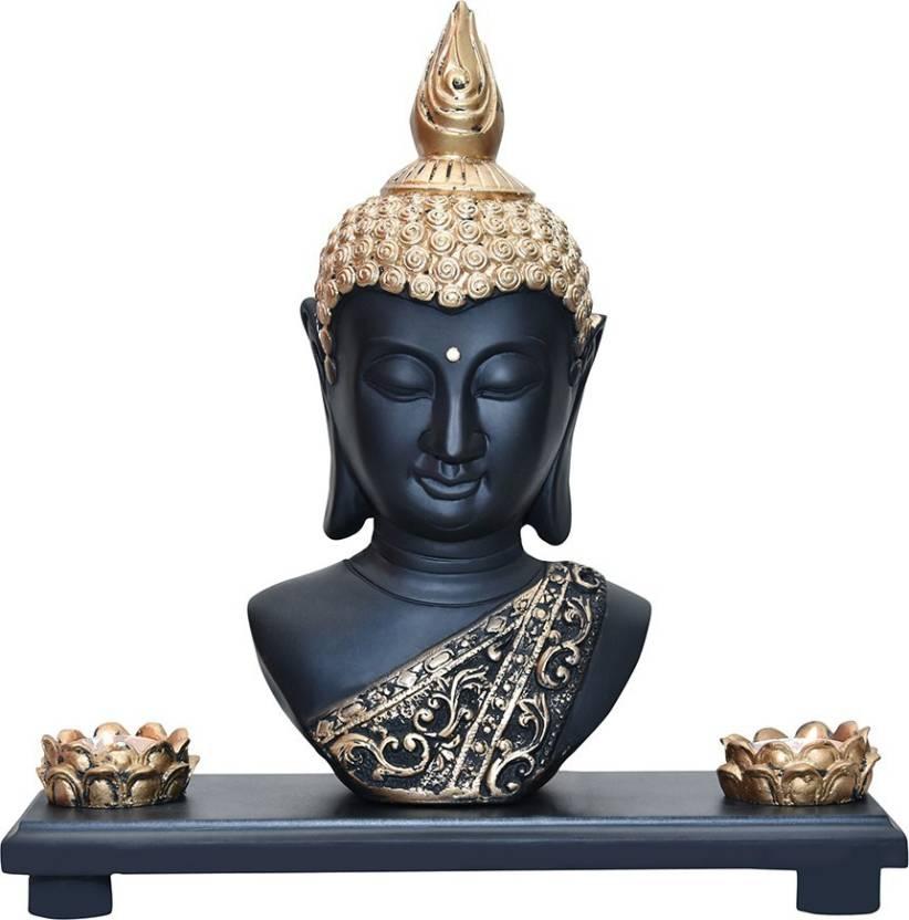 Mariner S Creation Mariner S Creation Divine Buddha Idol With Tray