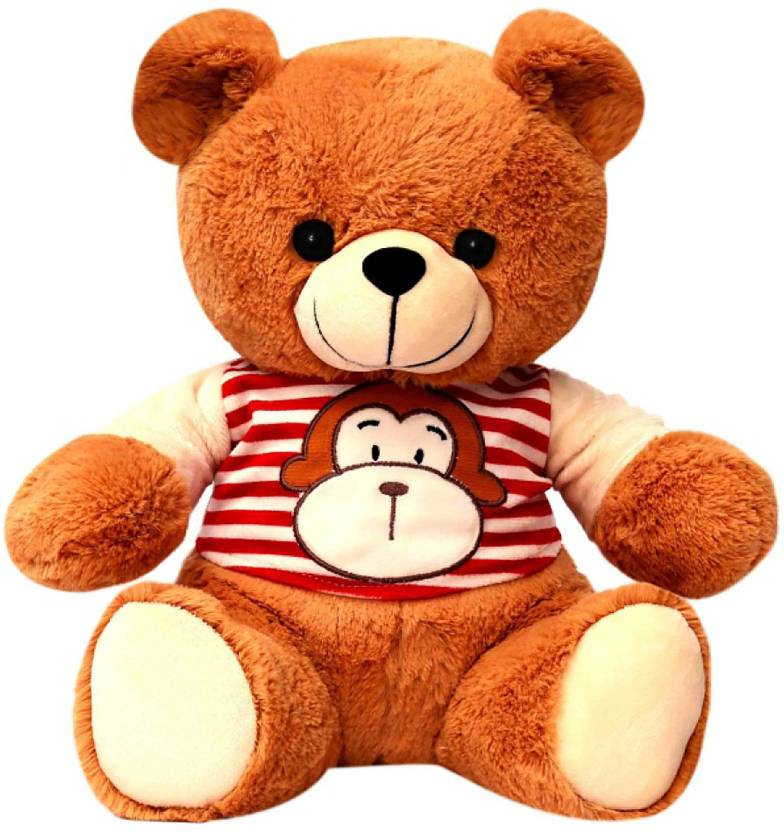 Miss Chief Teddy Balloon Bear 32 Cms Stuff Toy Soft 32 Cm